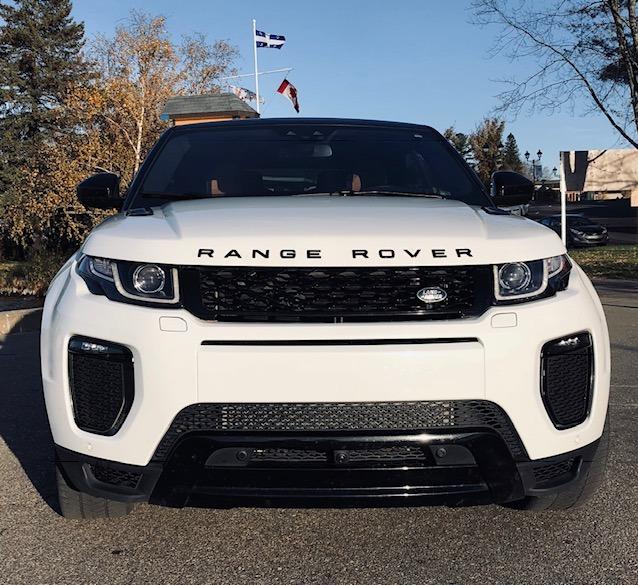Land Rover Range Rover Evoque 2017 HSE Dynamic Convertible
